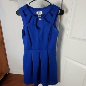 Blue Dress by Sweet Storm in Medium
